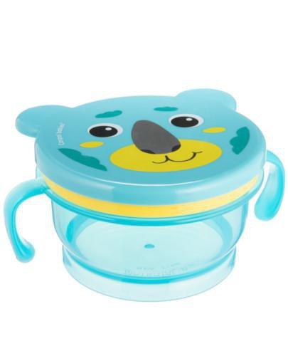 Canpol Babies Hello Little pojemnik niewysypek na przekąski 200 ml [51/008_tur]
