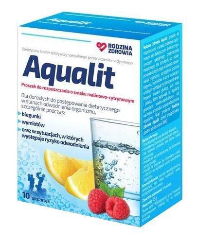 Rodzina Zdrowia Aqualit 10 saszetek