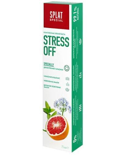 Splat Stress Off pasta do zębów 75 ml