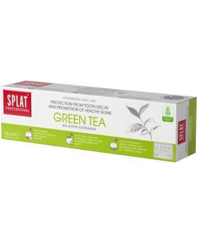 Splat Green Tea pasta do zębów 100 ml