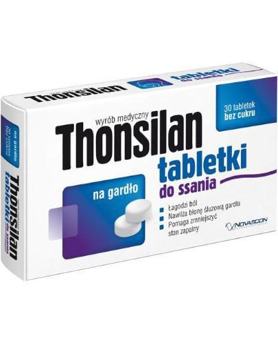 Thonsilan 30 tabletek do ssania