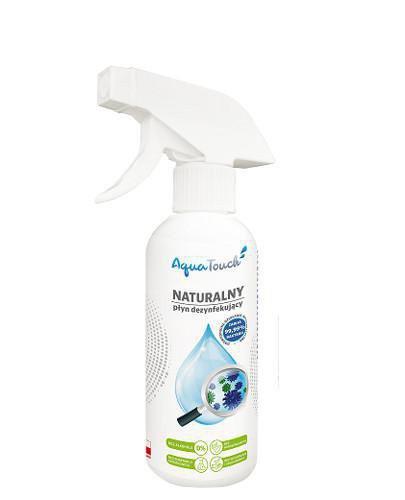 Aqua Touch naturalny płyn dezynfekujący 250 ml  whited-out