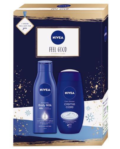 Nivea Feel Good zestaw kosmetyków 2 sztuki
