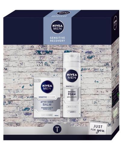 Nivea Men Sensitive Recovery zestaw kosmetyków 2 sztuki