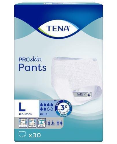 Tena ProSkin Pants Plus majtki chłonne rozmiar L 30 sztuk