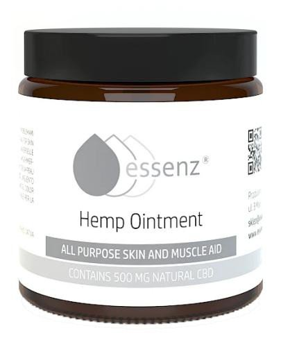 Essenz Hemp Ointment uniwersalna maść konopna 120 ml