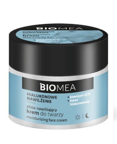 Farmona Biomea krem nawilżający do twarzy na dzień i na noc 50 ml