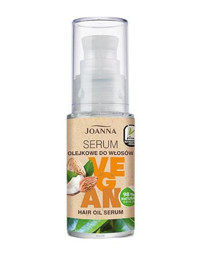Joanna Vegan serum olejkowe 30 g