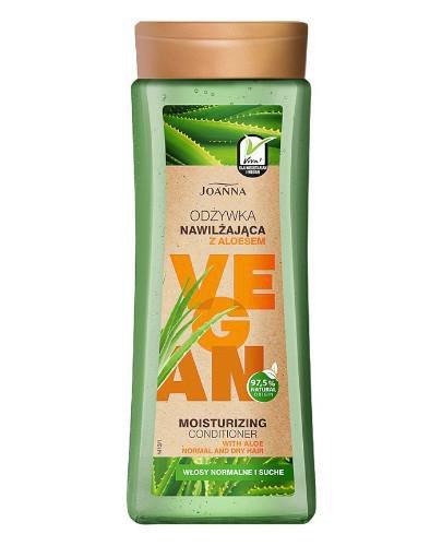 Joanna Vegana odżywka nawilżająca z aloesem 300 g