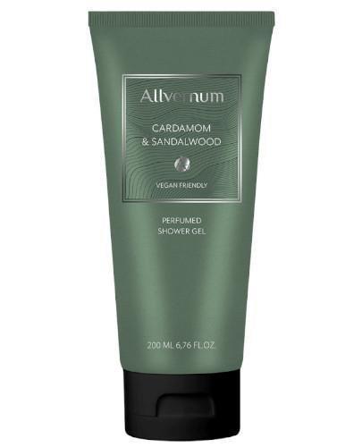 Allvernum perfumowany żel pod prysznic Cardamom&Sandalwood 200 ml