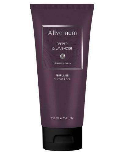Allvernum perfumowany żel pod prysznic Pepper&Lavender 200 ml