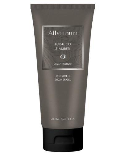 Allvernum perfumowany żel pod prysznic Tobacco&Amber 200 ml