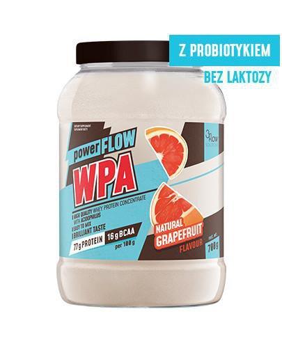 PowerFLOW WPA odżywka białkowa grejfprut 700 g
