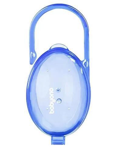Babyono pojemnik na smoczek błękitny 1 sztuka [528/01]