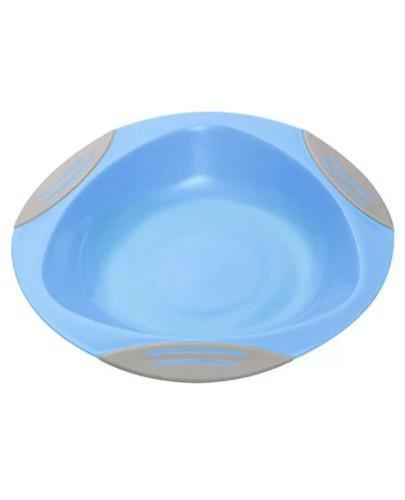 Babyono talerzyk z przyssawką niebieski 1 sztuka [1062/02]