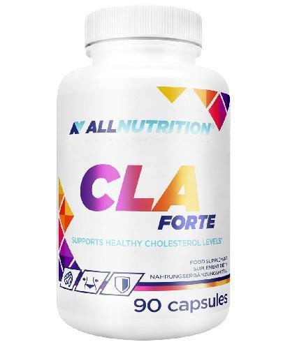 Allnutrition CLA Forte 90 kapsułek