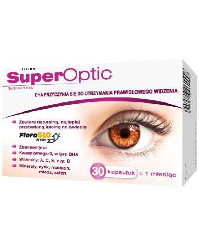 SuperOptic 30 kapsułek