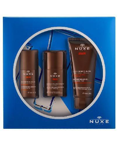 Nuxe Men zestaw nawilżający 3 produkty [ZESTAW]