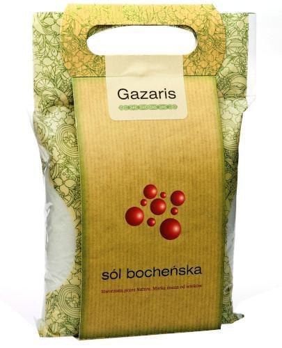 Sól Bocheńska Gazaris 1 kg