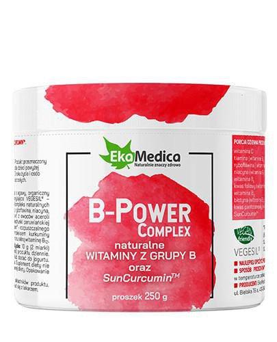 EkaMedica B-power Complex proszek 250 g