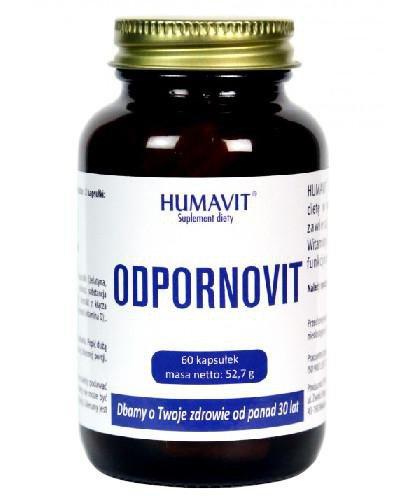Humavit Odpornovit 60 kapsułek