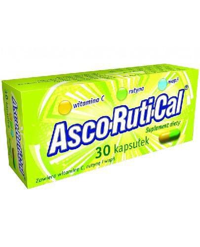 AscoRutiCal 30 kapsułek