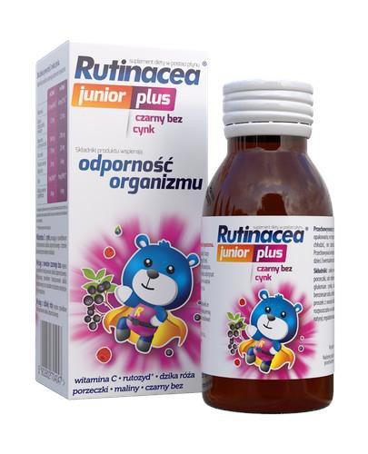 Rutinacea Junior Plus płyn 100 ml