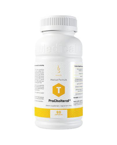 DuoLife Medical Formula ProCholterol 60 kapsułek