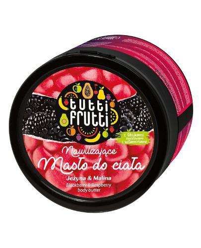 Farmona Tutti Frutti nawilżające masło do ciała jeżyna i malina 200 ml