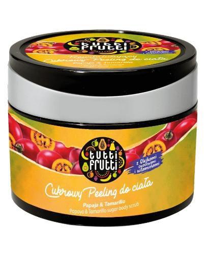 Farmona Tutti Frutti cukrowy peeling do ciala papaja i tamarillo 300 g
