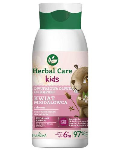 Farmona Herbal Care Kids dwufazowa oliwka do kąpieli 300 ml