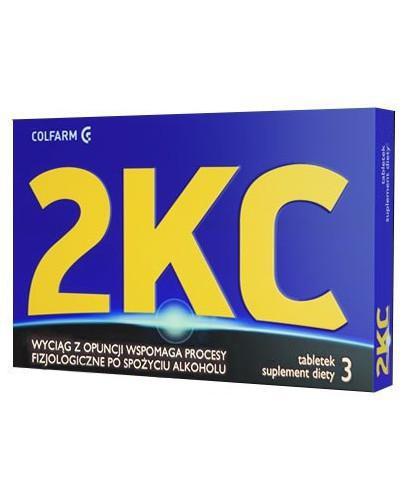 Colfarm 2KC 3 tabletki