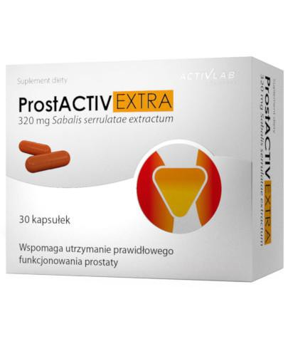 ActivLab ProstACTIV EXTRA 30 kapsułek