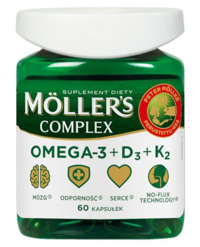 Mollers Complex 60 kapsułek