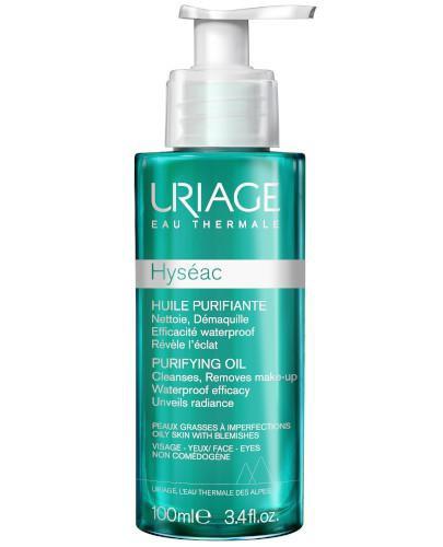 Uriage Hyséac Olejek oczyszczający 100 ml