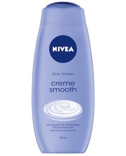 Nivea Creme Smooth żel pod prysznic 500 ml