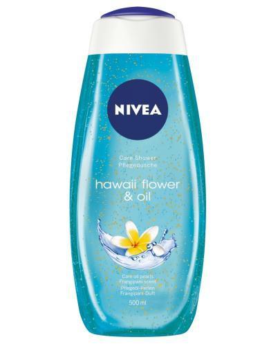 Nivea Hawaii Flower & Oil Żel pod prysznic 500 ml