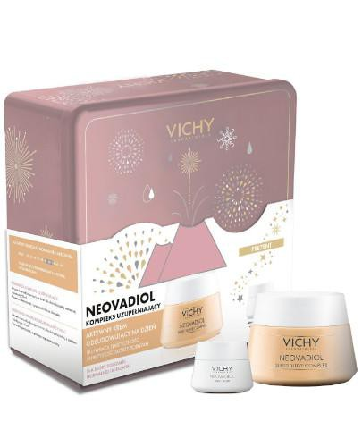 Vichy Neovadiol Kompleks uzupełniający aktywny krem odbudowujący na dzień dla skóry d...