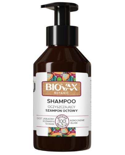 Biovax Botanic szampon octowy oczyszczający 200 ml