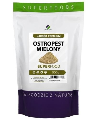 MedFuture SuperFood Ostropest mielony 500 g