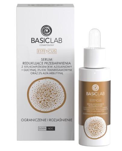 Basiclab Esteticus serum redukujące przebarwienia 30 ml
