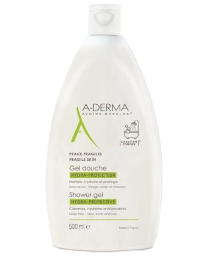 A-Derma Hydra ochronny żel pod prysznic 500 ml