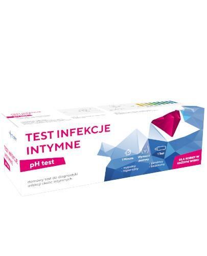 Diather Test infekcje intymne panelowy 1 sztuka