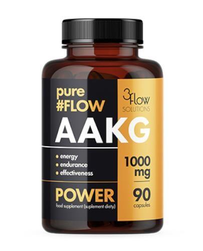 PureFLOW AAKG 1000 mg 90 kapsułek