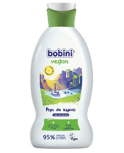 Bobini Vegan płyn do kąpieli 330 ml