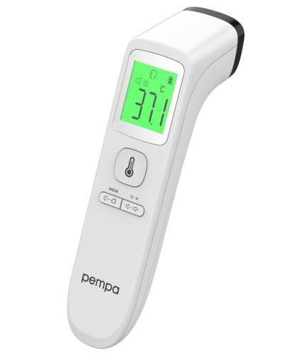 Pempa T200 termometr bezdotykowy 1 sztuka