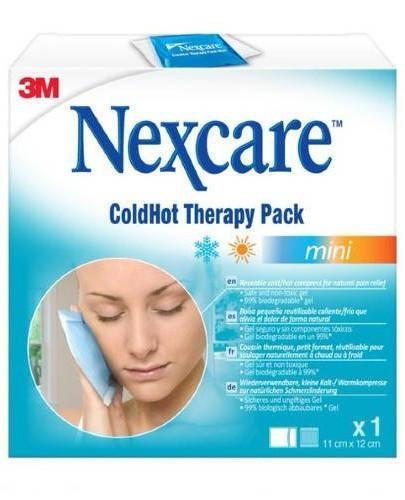 Nexcare ColdHot Therapy Pack Mini zimno-ciepły okład 11cm x 12cm 1 sztuka