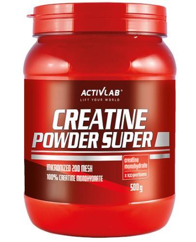 ActivLab Creatine Powder Super smak neutralny 500 g