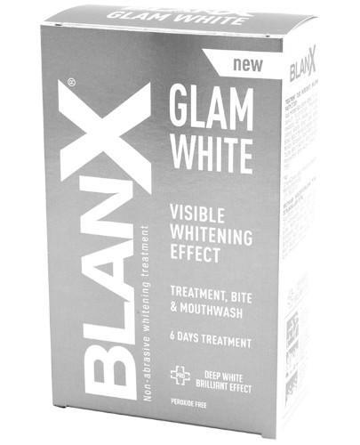 BlanX Glam White 6-dniowa ekspresowa kuracja wybielająca