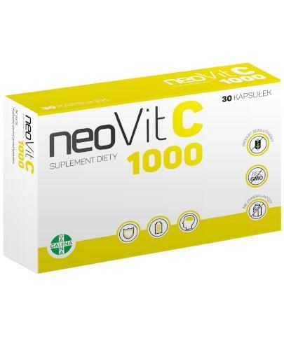 NeoVit C 1000 30 kapsułek